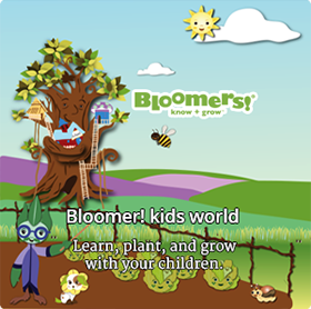 #Bloomers kids virtual world
