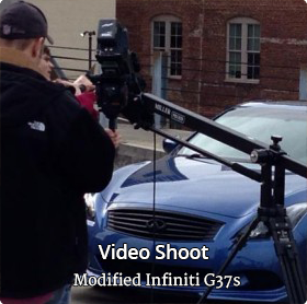 #Infinity Modified G37s Q60 Video Shoot